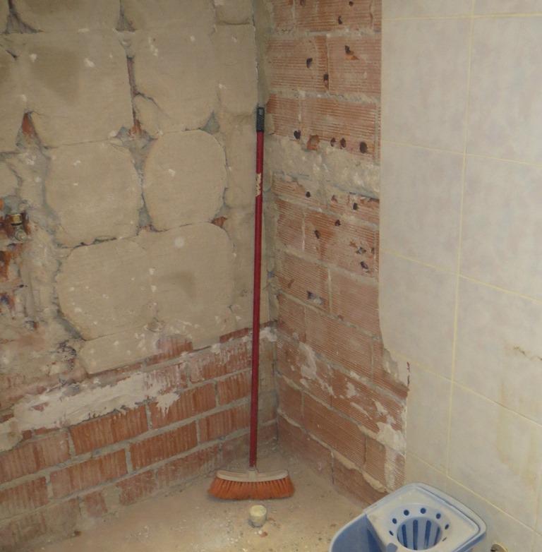 Cambio de bañera por ducha en Miranda de Ebro